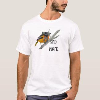T-shirt de ballot d'oiseau
