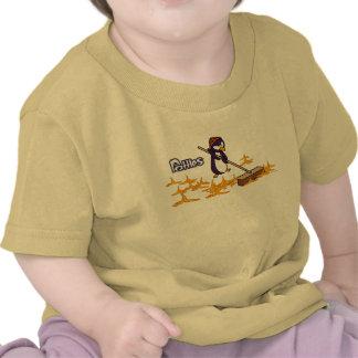 T-shirt de bananes d Elvis