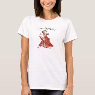 T-shirt de bande dessinée de Jane Seymour