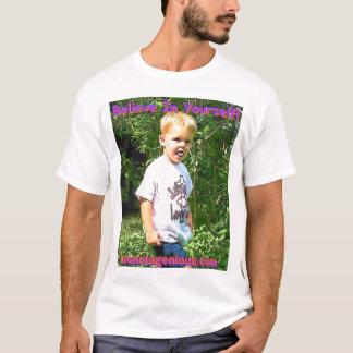 T-shirt de bande dessinée de Seth