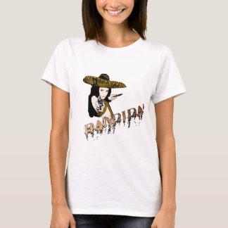 T-shirt de Bandida