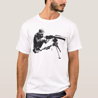 T-shirt de bandit armé