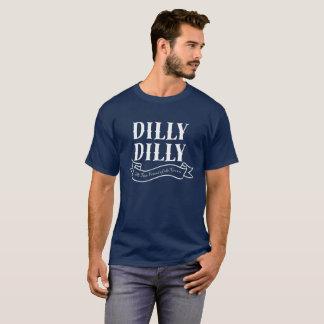 T-shirt de bannière de Dilly Dilly