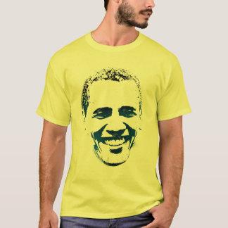 T-shirt de Barack Obama de graffiti