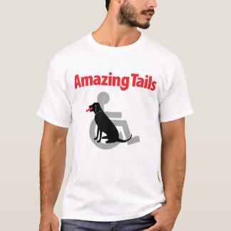 T-shirt de base avec l'image