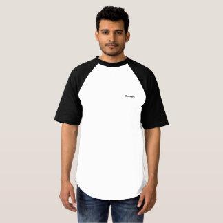 T-shirt de base-ball de Ragland des hommes de