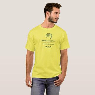 T-shirt de base de conscience de MdDS des hommes