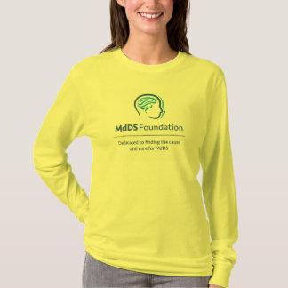 T-shirt de base de douille de conscience de MdDS