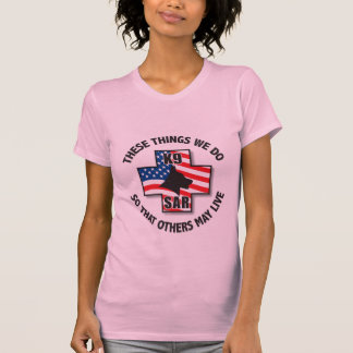 T-shirt de base de filles