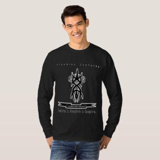 T-shirt de base de la douille des hommes de