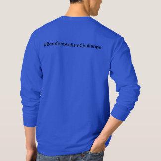T-shirt de base de la douille des hommes de CCB