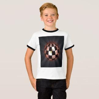 T-shirt de base de la sonnerie des enfants