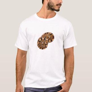 T-shirt de base de python de boule