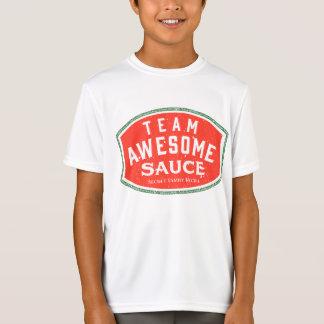 T-shirt de base de représentation du Sport-Tek des