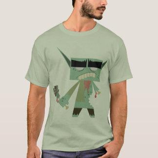 T-shirt de base d'elfe de zombi