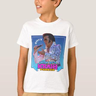 T-shirt de base d'enfants