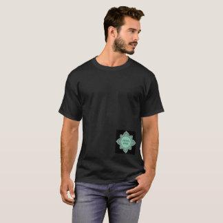 T-shirt de base noir de SPBFitness MethodMens