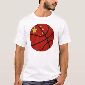 T-shirt de basket-ball de la Chine
