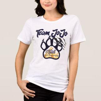 T-shirt de basket-ball de lycée de JoJo Northshore