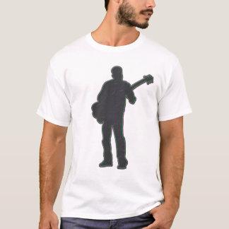 T-shirt de bassiste