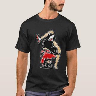 T-shirt de BBoy - image rouge