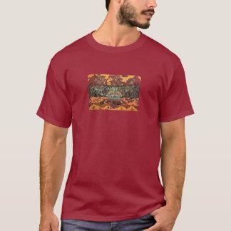 T-shirt de beaux-arts
