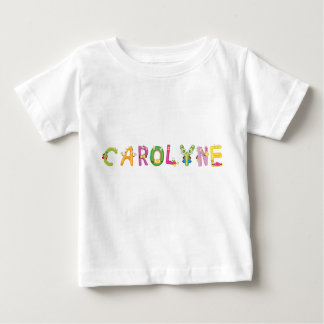 T-shirt de bébé de Carolyne