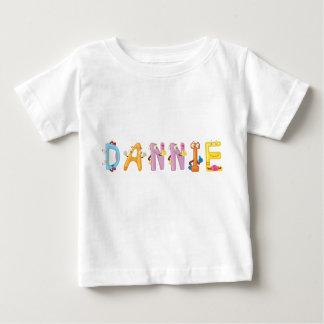 T-shirt de bébé de Dannie