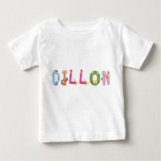 T-shirt de bébé de Dillon