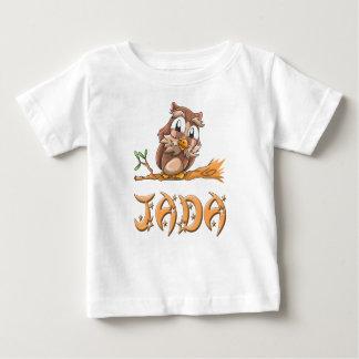T-shirt de bébé de hibou de Jada