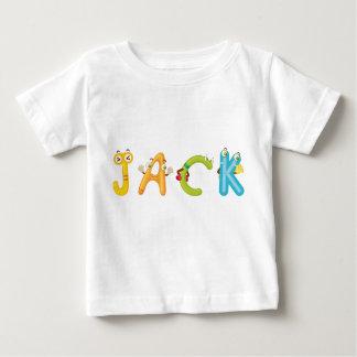 T-shirt de bébé de Jack