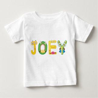 T-shirt de bébé de Joey