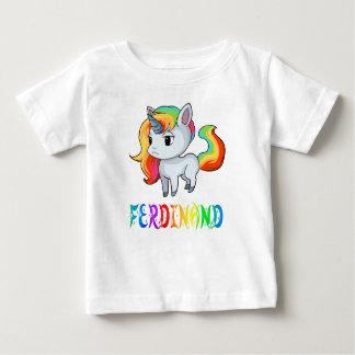 T-shirt de bébé de licorne de Ferdinand
