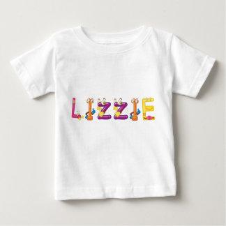 T-shirt de bébé de Lizzie