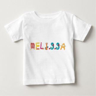 T-shirt de bébé de MELiSSA