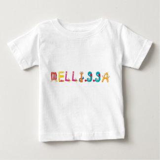 T-shirt de bébé de mélisse