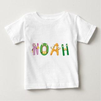 T-shirt de bébé de Noé