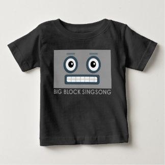 T-shirt de bébé de robot de BBSS
