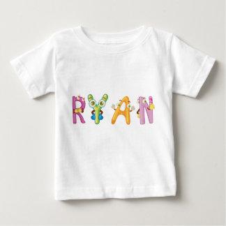 T-shirt de bébé de Ryan