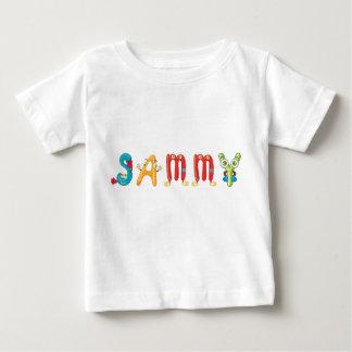 T-shirt de bébé de Sammy