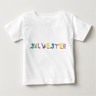 T-shirt de bébé de Sylvester