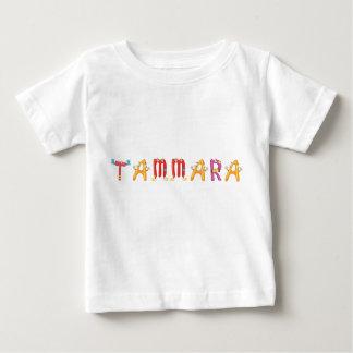 T-shirt de bébé de Tammara
