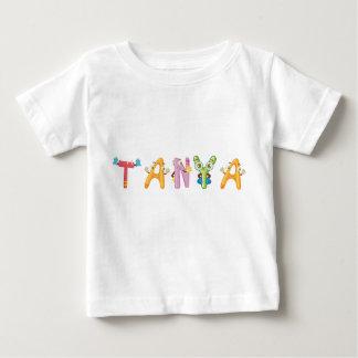 T-shirt de bébé de Tanya