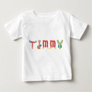 T-shirt de bébé de Timmy