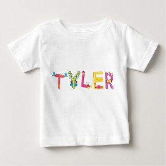 T-shirt de bébé de Tyler