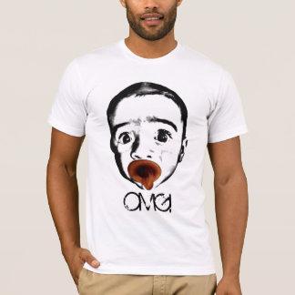 T-shirt de bébé d'OMG