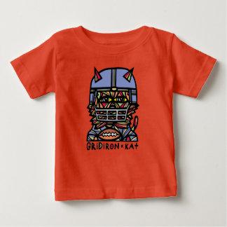 """T-shirt de bébé du """"gril KAT"""""""