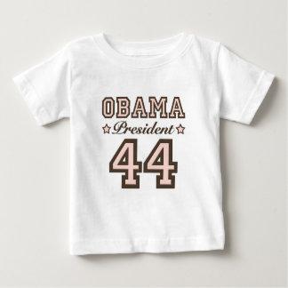 T-shirt de bébé du Président Obama 44