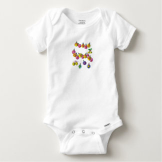 T-shirt de bébé, Joyeux Noël