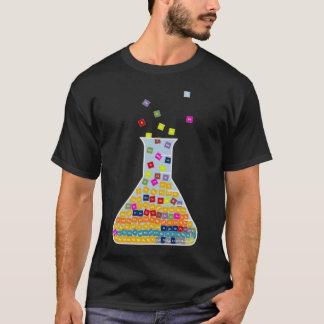 T-shirt de becher d'élément